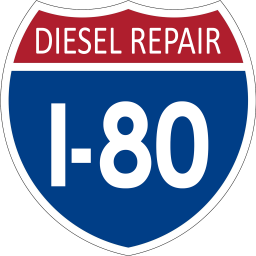 Icon for I-80 Diesel Repair